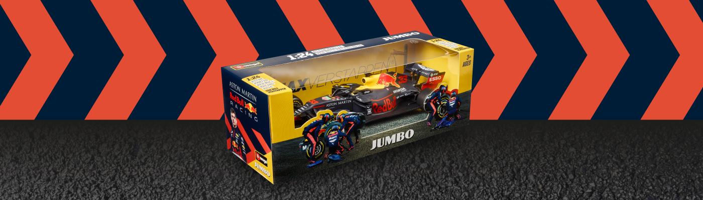 Max Verstappen raceauto